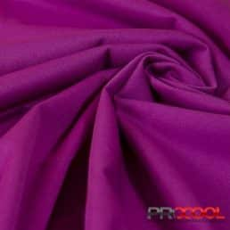 ProCool Athletic Interlock Fabric with SILVADUR COOLMAX Rich Orchid