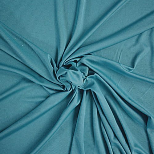 ProCool® Athletic Jersey Mesh Fabric with COOLMAX® Deep Teal