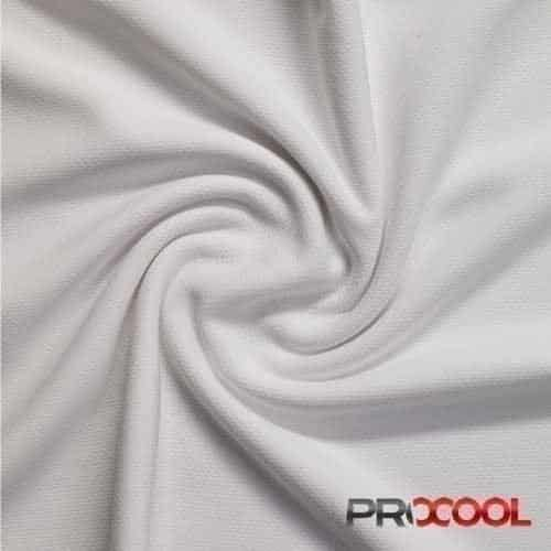 ProCool® Athletic Jersey Mesh with Antimicrobial SILVADUR™ & COOLMAX®