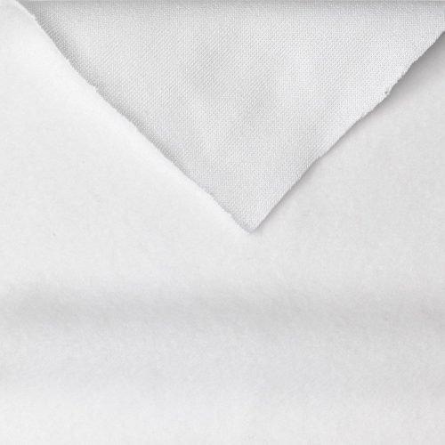 ProTEC Premium Single Sided White Microfleece