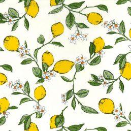 Limoncello Cotton Fabric