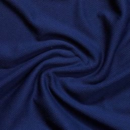ProCool® Athletic Jersey Mesh Fabric with Coolmax® Sports Navy