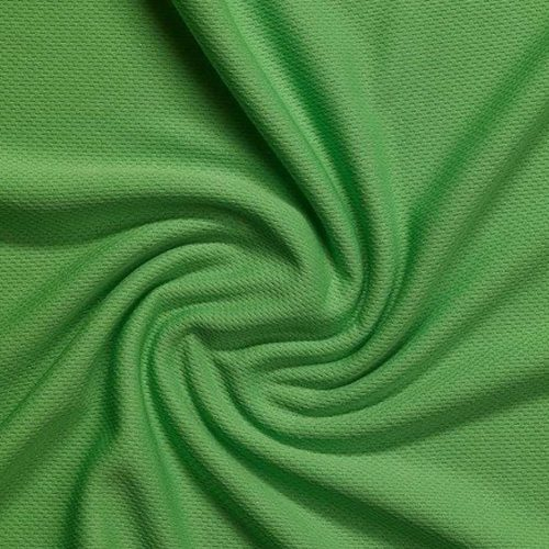 ProCool® Athletic Jersey Mesh Fabric with Coolmax® Spring Green
