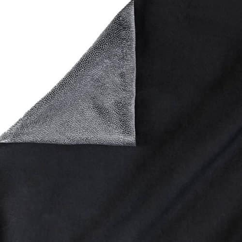 ProSoft® Stretch-FIT Organic Cotton Jersey Waterproof 1 mil PUL Fabric Black