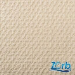 Zorb® 3D Organic Cotton Dimple Fabric - By the Roll