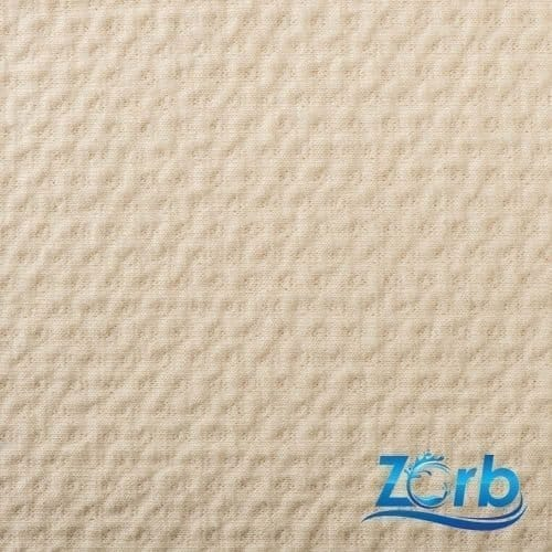 Zorb® 3D Stay Dry Dimple with Antimicrobial Silvadur™ - By the Roll