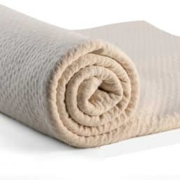 Zorb® 3D Organic Cotton Dimple with Antimicrobial Silvadur™ Natural - By the Roll