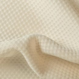 50cm x 150cm (Flaw) Zorb® 3D Organic Cotton Dimple Fabric