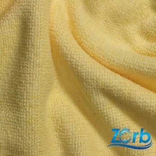 Zorb® Microfibre Terry Plus Yellow