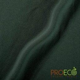 ProEco Stretch-FIT Heavy Organic Cotton Jersey Forest Night Wave Logo