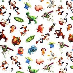 Disney Toy Story Cotton Fabric