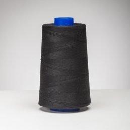 Black Professional Grade Tex 27 Thread - 5000m