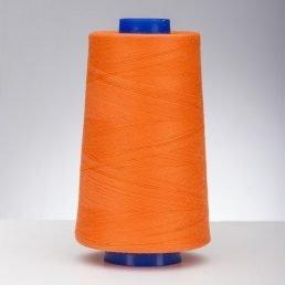 Blaze Orange Professional Grade Tex 27 Thread - 5000m