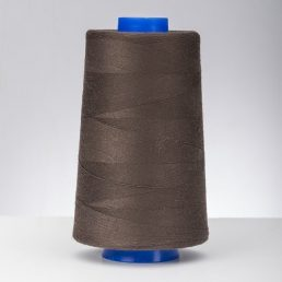 Chocolate Professional Grade Tex 27 Thread - 5000m