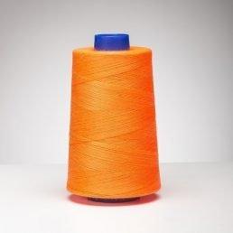 Neon Orange Professional Grade Tex 27 Thread - 5000m