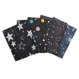 Outer Space - Fat Quarters
