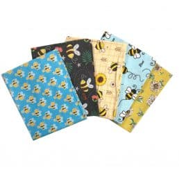 So Buzzy Bees - Fat Quarters