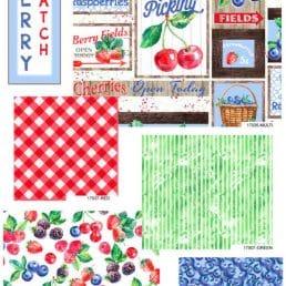 Berry Patch - Fat Quarter Bundle