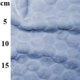 Cuddle Plush Cuddlesoft Dimple Pale Blue