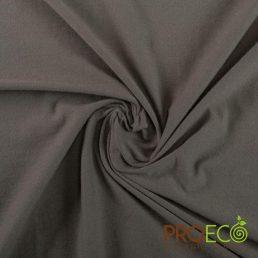 ProEco Organic Cotton Interlock Charcoal Swirl