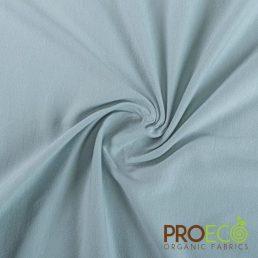 ProEco Organic Cotton Interlock Sea Sparkle Swirl