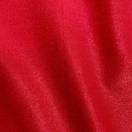 Glittered Red Plain Cotton Fabric