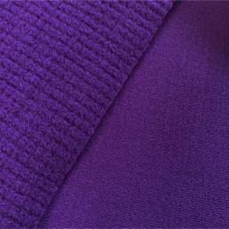 Purple Polartec Power Grid Jersey-Shearling 9400
