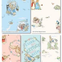 Peter Rabbit and Friends - Fat Quarter Bundle